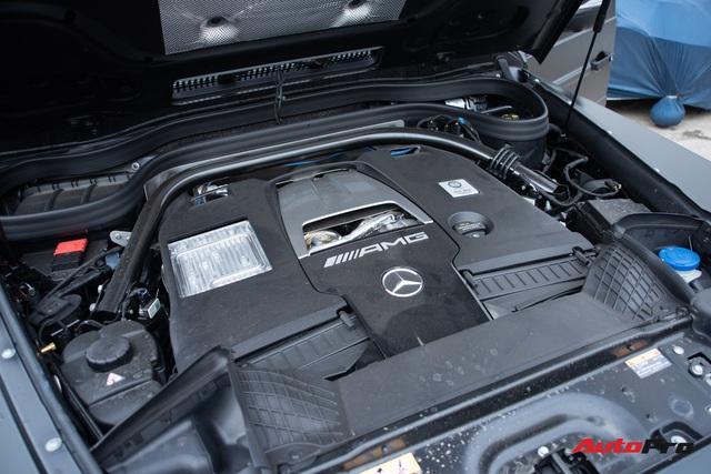 Chi tiết Mercedes-AMG G 63 giá hơn 13 tỷ đồng giúp đại gia Việt trở nên khác biệt so với số đông hiện tại - Ảnh 15.