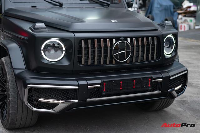 Chi tiết Mercedes-AMG G 63 giá hơn 13 tỷ đồng giúp đại gia Việt trở nên khác biệt so với số đông hiện tại - Ảnh 6.