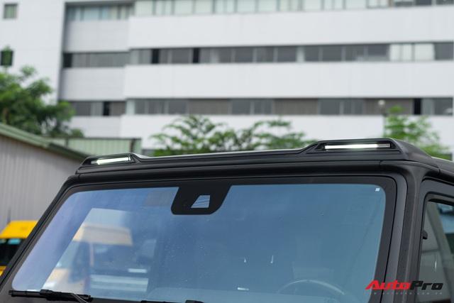 Chi tiết Mercedes-AMG G 63 giá hơn 13 tỷ đồng giúp đại gia Việt trở nên khác biệt so với số đông hiện tại - Ảnh 9.