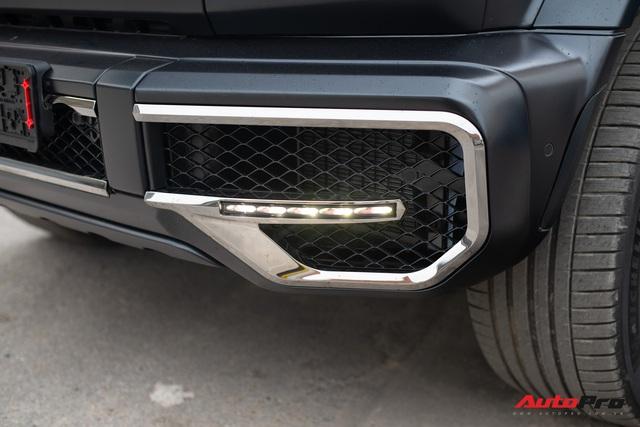 Chi tiết Mercedes-AMG G 63 giá hơn 13 tỷ đồng giúp đại gia Việt trở nên khác biệt so với số đông hiện tại - Ảnh 8.