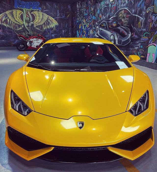 Lamborghini Huracan LP610-4 hàng hiếm tái xuất với diện mạo mới - Ảnh 4.