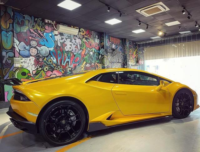 Lamborghini Huracan LP610-4 hàng hiếm tái xuất với diện mạo mới - Ảnh 5.