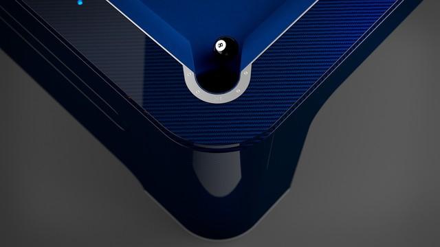 Bugatti sản xuất bàn bi-a bằng sợi carbon, giá ngang ngửa căn biệt thự - Ảnh 3.