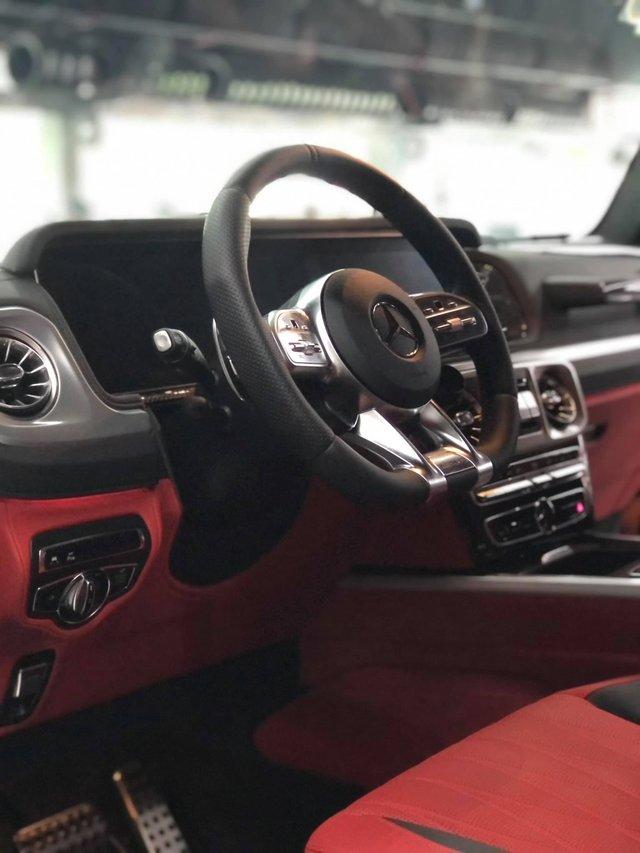 Sơn Tùng M-TP mua Mercedes-AMG G 63 hơn 13 tỷ đồng và đây là bộ ảnh chi tiết đầu tiên - Ảnh 3.