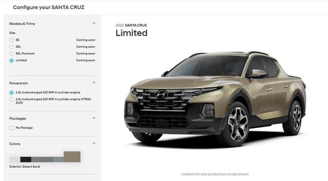 Hyundai Santa Cruz bản cao cấp nhất trang bị nhiều công nghệ như xe sang - Ảnh 1.