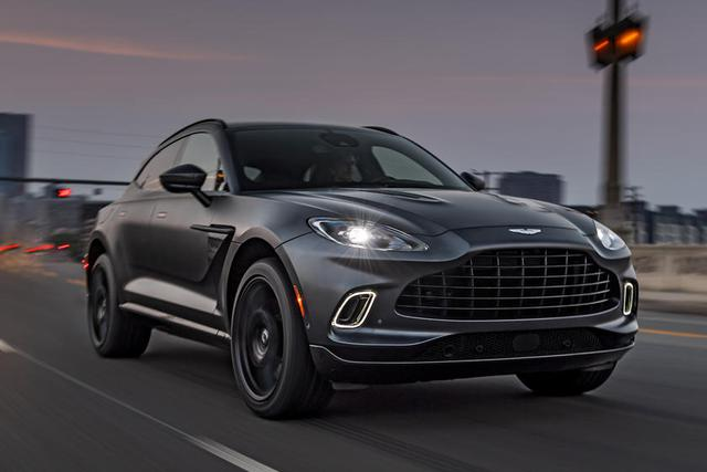 Aston Martin suýt chút nữa đã bay màu nếu không có SUV DBX - Ảnh 1.