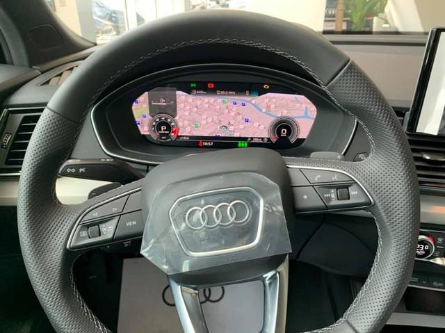 Audi Q5 2021 đầu tiên về đại lý: Giá lăn bánh hơn 2,9 tỷ đồng, đối thủ ngang tầm Mercedes GLC và BMW X3 - Ảnh 3.