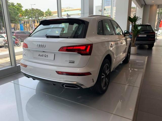 Audi Q5 2021 đầu tiên về đại lý: Giá lăn bánh hơn 2,9 tỷ đồng, đối thủ ngang tầm Mercedes GLC và BMW X3 - Ảnh 2.
