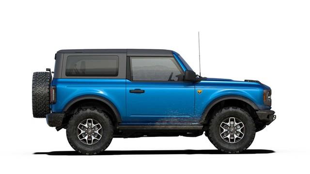 Ford Bronco tạm hoãn lắp ráp nhưng khách hàng lại có lý do vui mừng - Ảnh 2.