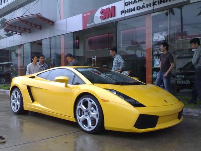 Chiếc Lamborghini khởi đầu cho phong trào siêu xe tại Việt Nam: Rớt giá thê thảm - Ảnh 3.