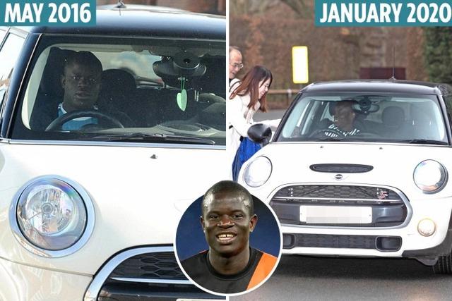 Vô địch Champions League danh giá cùng Chelsea, ít ai biết Kante vẫn lái mẫu xe cỏ này đến sân tập - Ảnh 2.