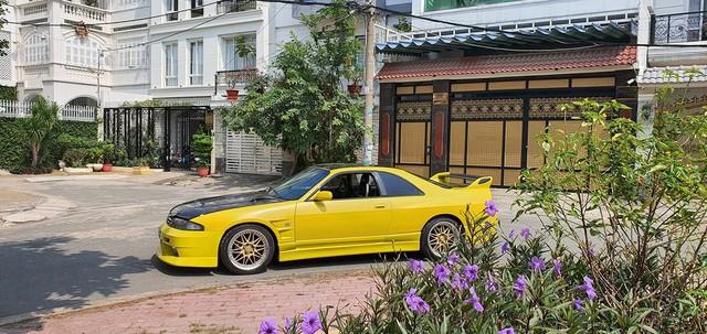 Gặp khó mùa dịch, đại gia rứt ruột bán Nissan Skyline R33 GTS-T độc nhất Việt Nam giá 3,3 tỷ đồng - Ảnh 1.