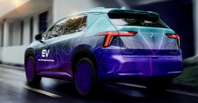 Lộ diện Mitsubishi Airtrek - SUV mới tương đồng Outlander, sẽ full option kiểu xe Trung Quốc? - Ảnh 3.
