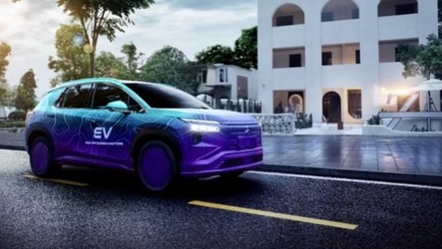 Lộ diện Mitsubishi Airtrek - SUV mới tương đồng Outlander, sẽ full option kiểu xe Trung Quốc? - Ảnh 1.