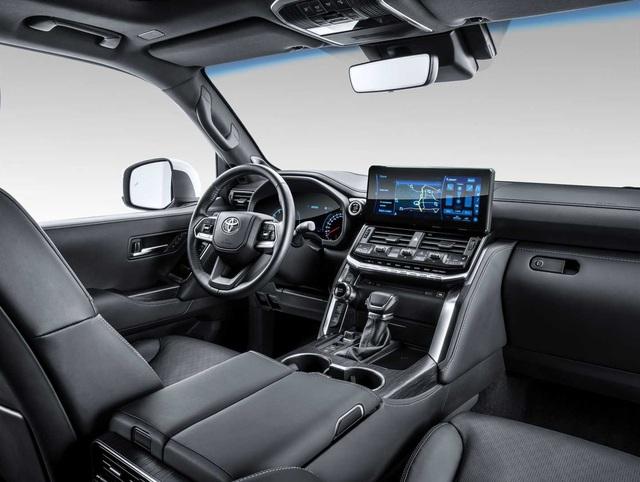 Sắp ra mắt, Toyota Land Cruiser 2022 'cháy' đơn đặt hàng tại Việt Nam, khách mua lúc này phải chờ cuối năm nhận xe - Ảnh 4.