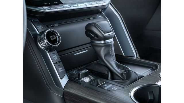 Đây là công nghệ off-road đỉnh cao mới trên Toyota Land Cruiser GR Sport 2022 sẽ khiến fan trầm trồ - Ảnh 1.