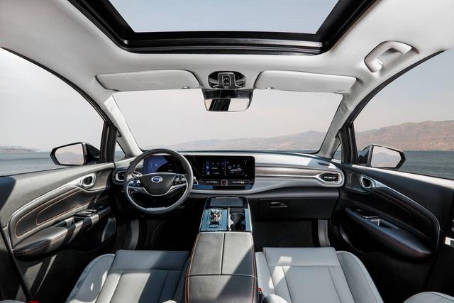 Lộ diện Mitsubishi Airtrek - SUV mới tương đồng Outlander, sẽ full option kiểu xe Trung Quốc? - Ảnh 5.