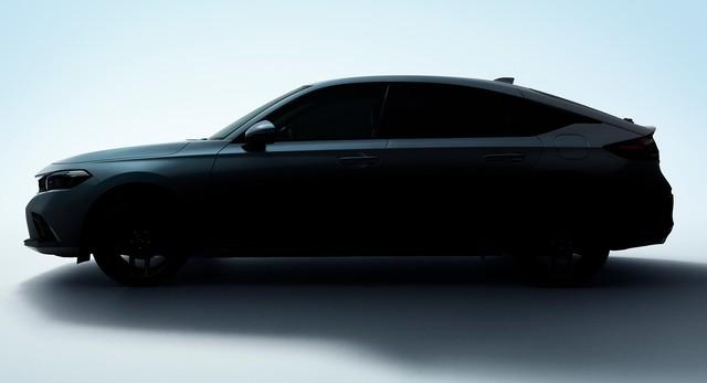 Trùm cuối Honda Civic Hatchback lên lịch ra mắt cuối tháng 6: Đợi mỗi đuôi xe xem đẹp như nào - Ảnh 1.