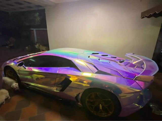 Đại lý tư nhân chào hàng Lamborghini Aventador độ phiên bản giới hạn: Sở hữu màu sơn không thể tin nổi - Ảnh 2.