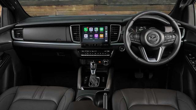 Mazda BT-50 2021 nhận cọc tại đại lý: Giá dự kiến từ 659 triệu, đầu như CX-8, động cơ mới, đáp trả Ford Ranger - Ảnh 9.