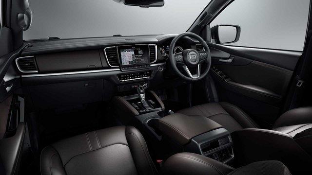 Mazda BT-50 2021 nhận cọc tại đại lý: Giá dự kiến từ 659 triệu, đầu như CX-8, động cơ mới, đáp trả Ford Ranger - Ảnh 5.