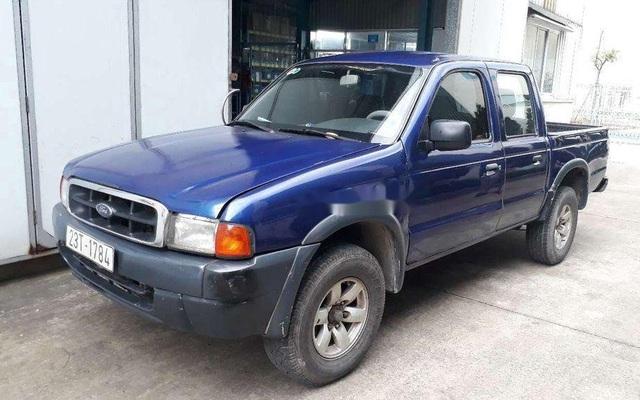 Trước khi lắp ráp thì đây là 2 thế hệ và 6 bản nâng cấp lớn của 'vua doanh số' Ford Ranger trong 20 năm tại Việt Nam - Ảnh 2.