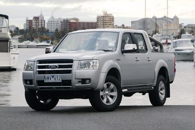 Trước khi lắp ráp thì đây là 2 thế hệ và 6 bản nâng cấp lớn của 'vua doanh số' Ford Ranger trong 20 năm tại Việt Nam - Ảnh 4.
