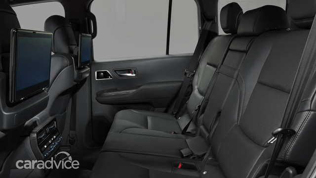 Soi từng ngóc ngách Toyota Land Cruiser 2022 vừa ra mắt: Hoàn thiện đỉnh cao, độ sang tiệm cận Lexus LX 570 - Ảnh 15.