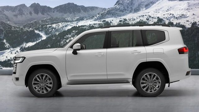 Soi từng ngóc ngách Toyota Land Cruiser 2022 vừa ra mắt: Hoàn thiện đỉnh cao, độ sang tiệm cận Lexus LX 570 - Ảnh 4.