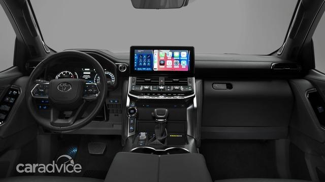 Soi từng ngóc ngách Toyota Land Cruiser 2022 vừa ra mắt: Hoàn thiện đỉnh cao, độ sang tiệm cận Lexus LX 570 - Ảnh 8.