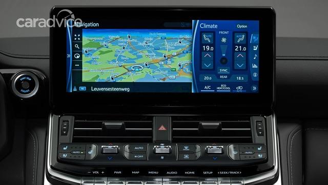 Soi từng ngóc ngách Toyota Land Cruiser 2022 vừa ra mắt: Hoàn thiện đỉnh cao, độ sang tiệm cận Lexus LX 570 - Ảnh 11.