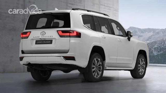 Soi từng ngóc ngách Toyota Land Cruiser 2022 vừa ra mắt: Hoàn thiện đỉnh cao, độ sang tiệm cận Lexus LX 570 - Ảnh 3.