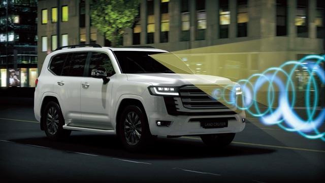 Giá tăng 30 triệu đồng, Toyota Land Cruiser 2022 tại Việt Nam lại có hơn 20 điểm mới, nhiều trang bị đắt giá lần đầu xuất hiện - Ảnh 8.