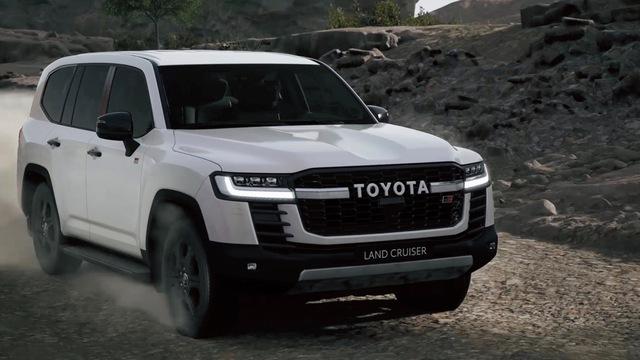 Toyota Land Cruiser 2022 nhập tư chào hàng nhà giàu Việt với giá hơn 6 tỷ đồng: Option kịch nóc, động cơ mới vừa mạnh lại tiết kiệm xăng - Ảnh 7.