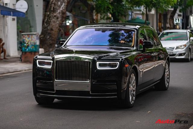 Đây là 5 mẫu xe Anh quốc đắt nhất lăn bánh tại Việt Nam, thương hiệu Rolls-Royce chiếm áp đảo - Ảnh 2.