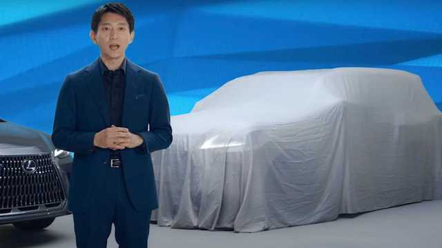 Lộ diện Lexus Land Cruiser - Xe nhà giàu thay thế LX 570 - Ảnh 2.