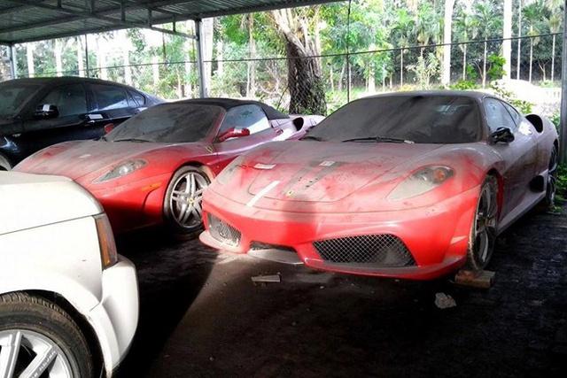 Bí mật về chiếc Ferrari của cựu trùm giang hồ Dũng mặt sắt: Hàng hiếm! - Ảnh 1.