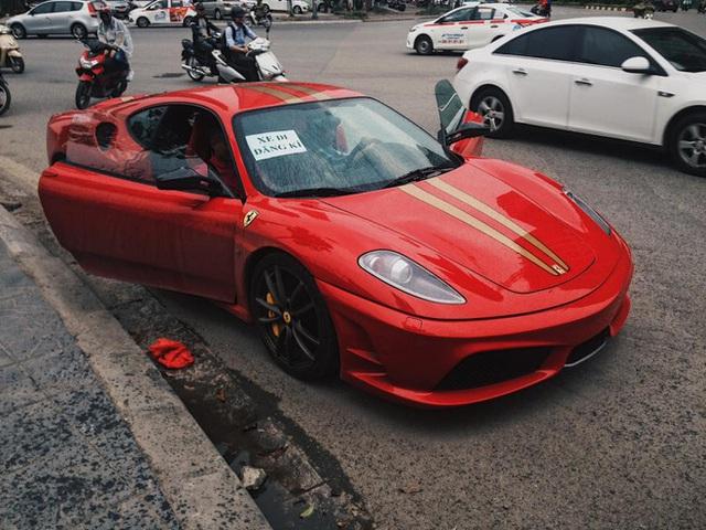 Bí mật về chiếc Ferrari của cựu trùm giang hồ Dũng mặt sắt: Hàng hiếm! - Ảnh 2.