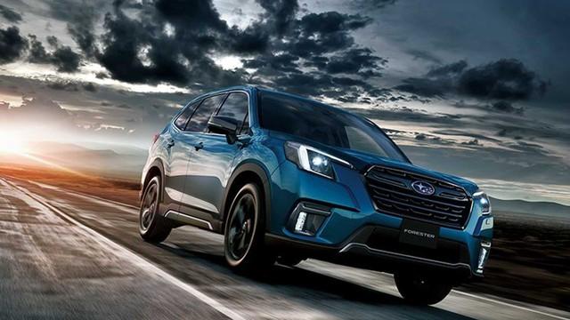 Ra mắt Subaru Forester 2021: Thay đổi đáng kể bộ mặt, cập nhật công nghệ, chờ ngày về Việt Nam đấu Honda CR-V - Ảnh 3.