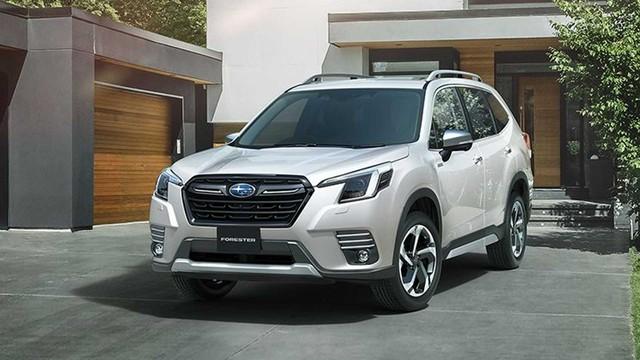 Ra mắt Subaru Forester 2021: Thay đổi đáng kể bộ mặt, cập nhật công nghệ, chờ ngày về Việt Nam đấu Honda CR-V - Ảnh 1.
