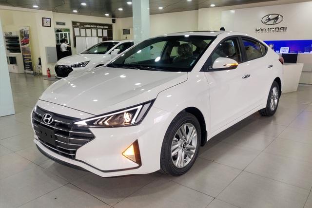 Hyundai Kona, Elantra giảm giá 40 triệu đồng, quyết lấy lại vị thế khi bị Kia Seltos, Cerato áp đảo - Ảnh 5.