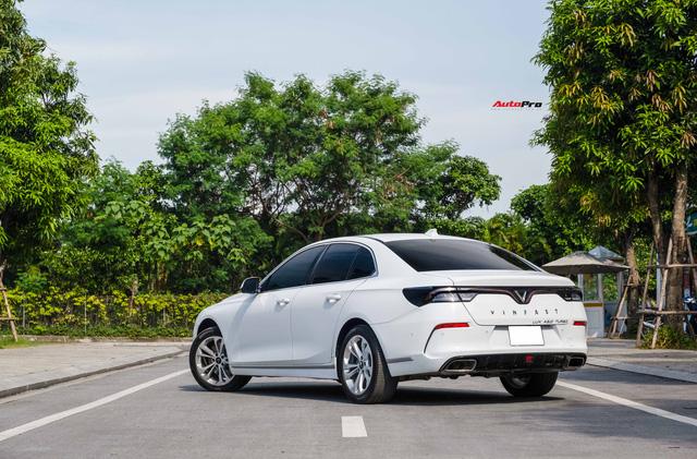 Mới chạy 20.000km, VinFast Lux A2.0 Plus bán lại ngang giá Mazda6 tiêu chuẩn - Ảnh 3.