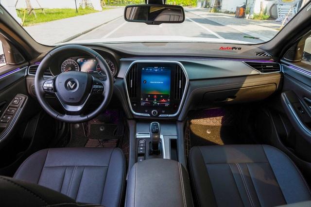 Mới chạy 20.000km, VinFast Lux A2.0 Plus bán lại ngang giá Mazda6 tiêu chuẩn - Ảnh 4.