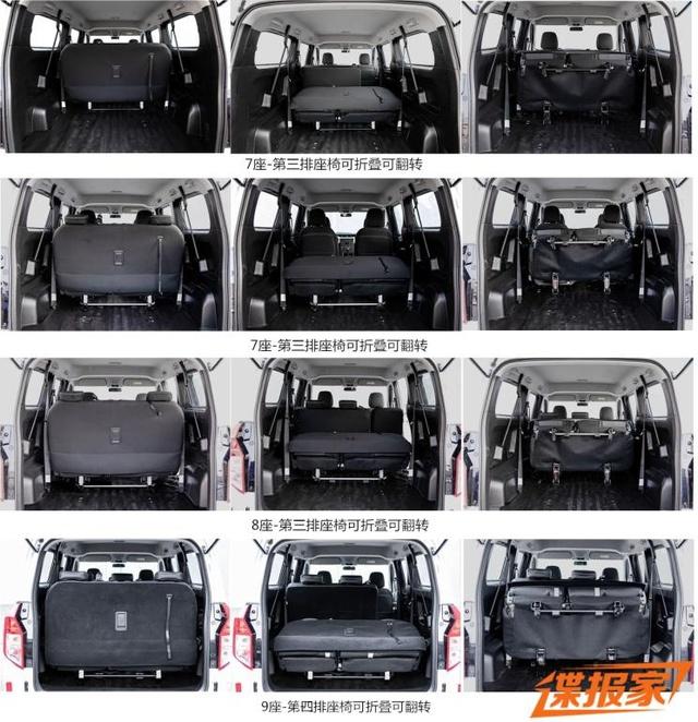 GM tung MPV giá rẻ: To hơn Xpander, 9 chỗ ngồi, động cơ 1.5L tăng áp - Ảnh 3.