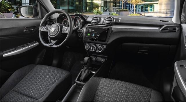 Suzuki Swift 2021 chốt giá gần 550 triệu đồng tại Việt Nam: Ngoại hình mới, màn hình lớn nhất phân khúc - Ảnh 2.