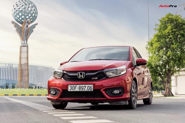 Người dùng đánh giá Honda Brio sau 2 năm chạy 2 vạn km: 'Đầu tư để có xe lành, lái sướng, còn điểm cần cải thiện' - Ảnh 4.