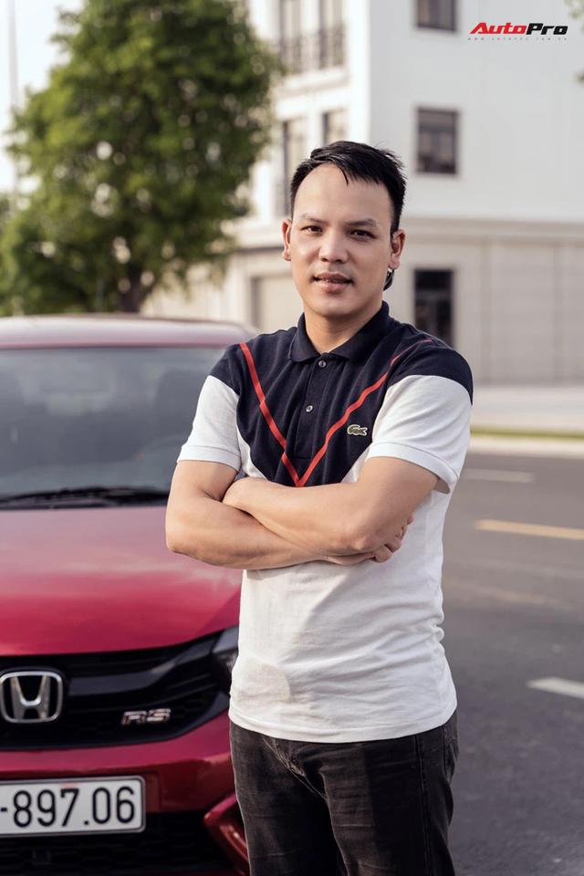 Người dùng đánh giá Honda Brio sau 2 năm chạy 2 vạn km: 'Đầu tư để có xe lành, lái sướng, còn điểm cần cải thiện' - Ảnh 1.
