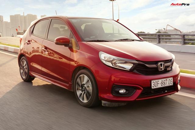 Người dùng đánh giá Honda Brio sau 2 năm chạy 2 vạn km: 'Đầu tư để có xe lành, lái sướng, còn điểm cần cải thiện' - Ảnh 5.