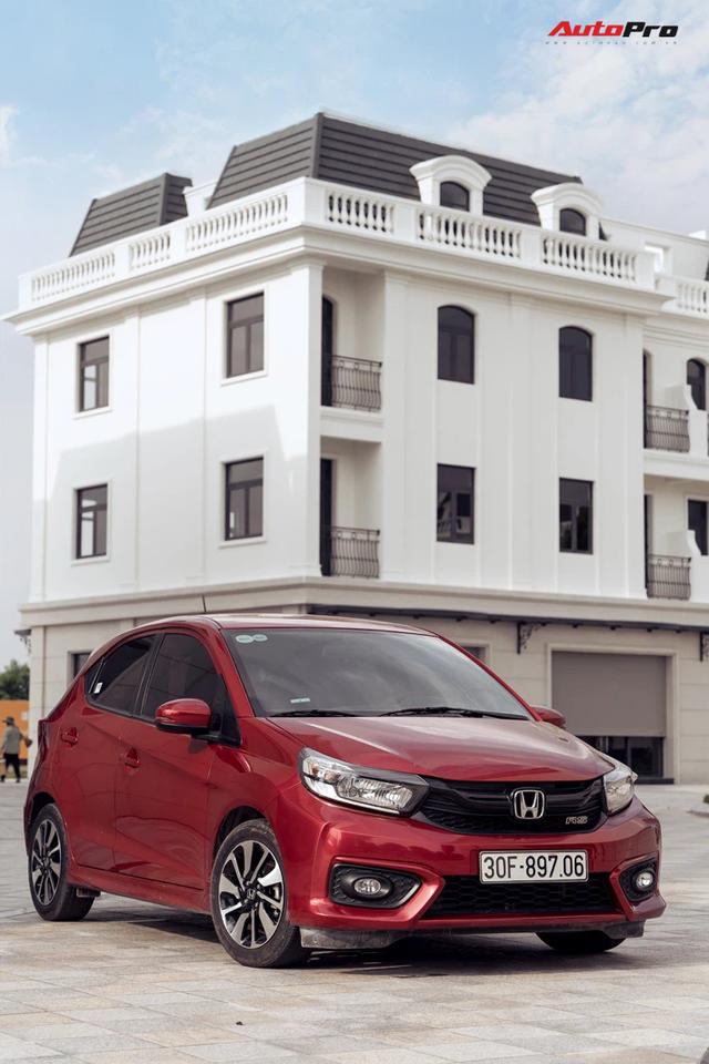 Người dùng đánh giá Honda Brio sau 2 năm chạy 2 vạn km: 'Đầu tư để có xe lành, lái sướng, còn điểm cần cải thiện' - Ảnh 3.