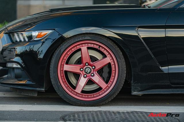 Bắt gặp Ford Mustang GT độ độc của dân chơi Hà Thành: Công suất mạnh hơn cả Lamborghini Aventador - Ảnh 5.